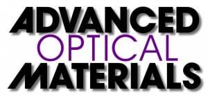 Advanced Optical Materials logo