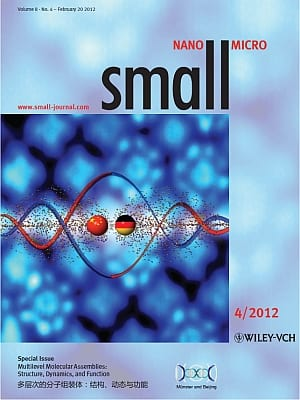 Special Issue, Small, volume 8, issue 4, TRR 61