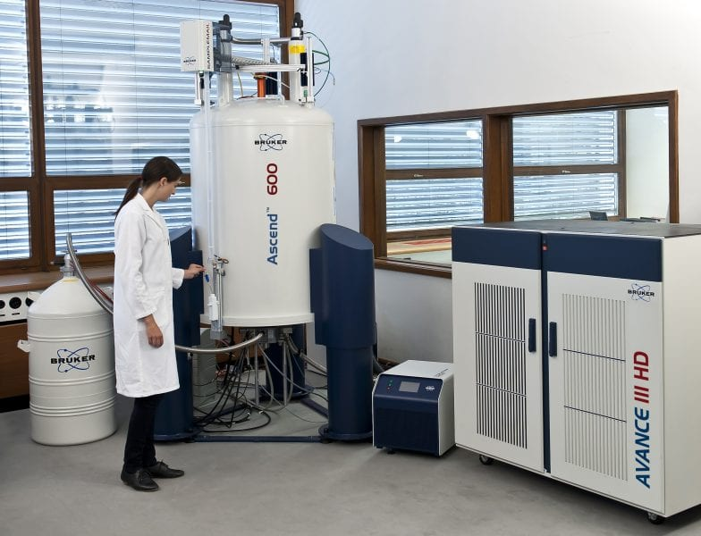 High Definition Hd Nmr Spectrometer Avance Iii