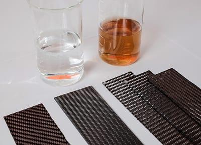Recycling von Carbonfasern aus Verbundwerkstoffen; Carbonfaser Recycling