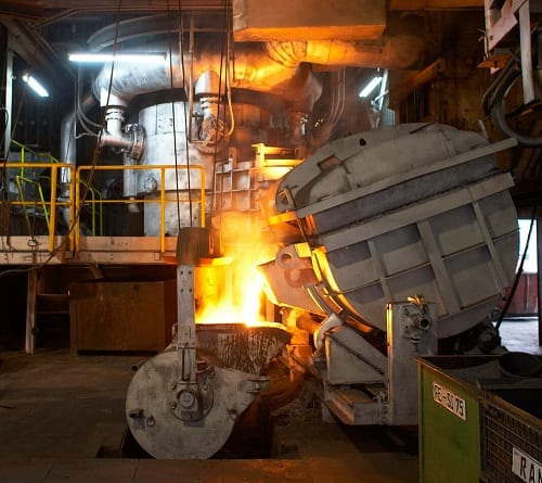 Foundry researches thermal energy storage