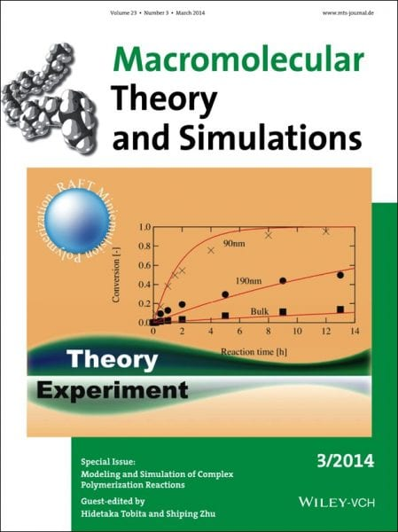 special-issue-modeling-and-simulation-of-complex-polymerization-reactions