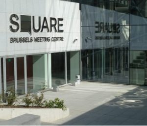 Photonics Europe 2014 was held in the Square Meeting Centre in Brussels.