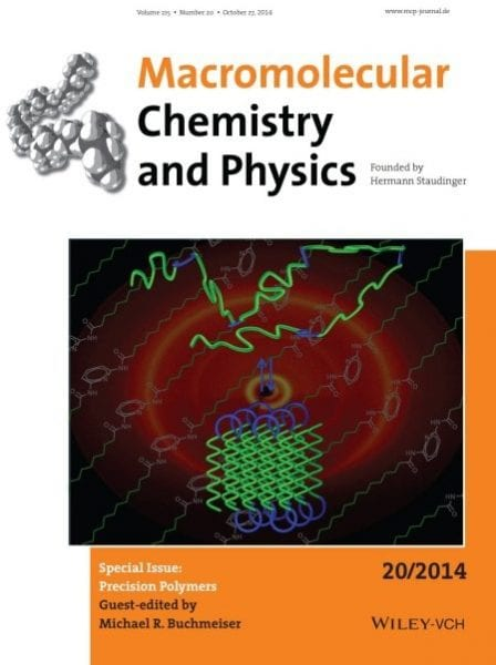 special issue precision polymers