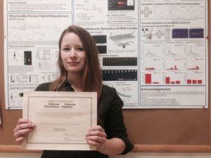 Amanda Marciel, Center of Biophysics and Computational Biology, University of Illinois