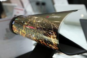 Cutting-edge displays at CES 2016