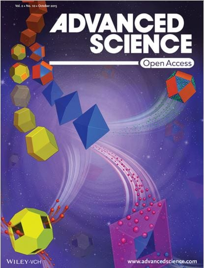 Cover of facet-controlled nanocrystals for catalysis and sensing