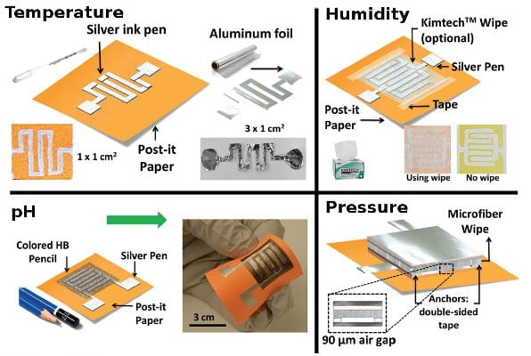 sensor-temperature-pressure-humidit-artificial-paper-skin