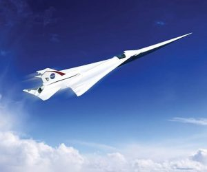 Return of supersonic passenger travel
