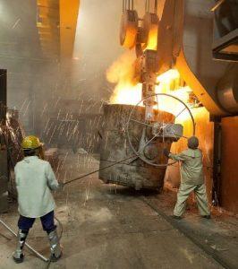Takeover of Belgium foundry Allard-Europe