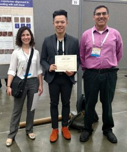 Jenny Mahoney, Zhe Qiang, and Enrique