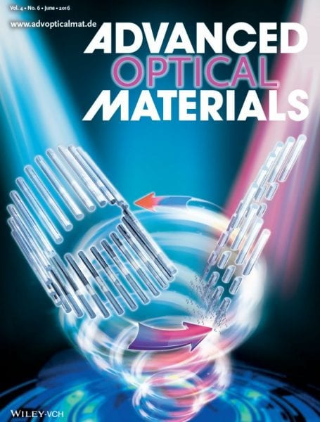 Advanced Optical Materials inside cover_June