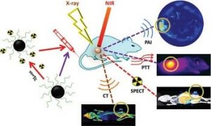 Ultrasmall PEGylated nanoparticles for photothermal cancer therapy