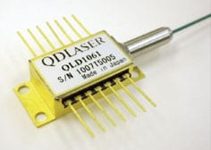 DFB Laser Diodes with 1053 nm, 1064 nm, and 1118 nm