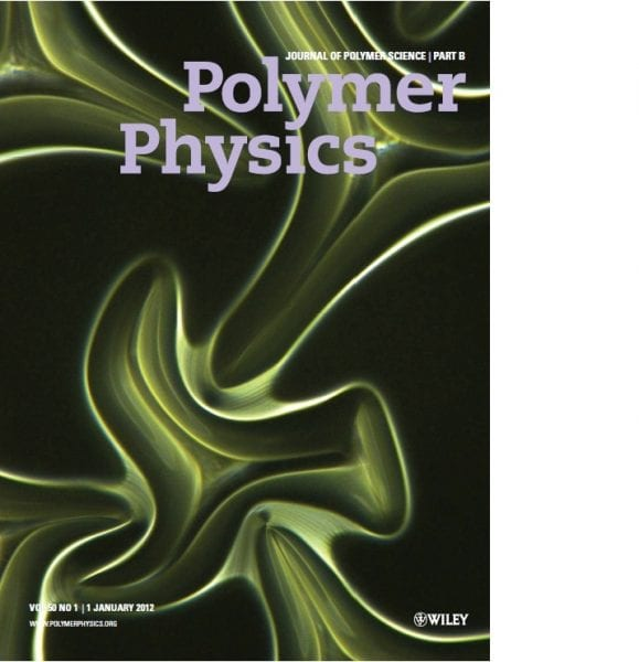 Journal of Polymer Science Polymer Physics Issue 1 2012 cover