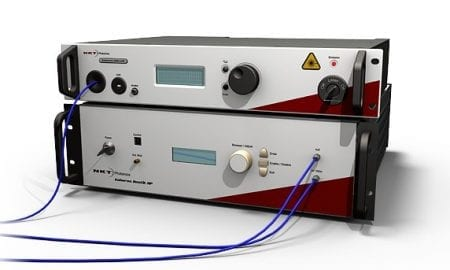 Ultra-Low Noise Single Frequency Laser NKT Photonics