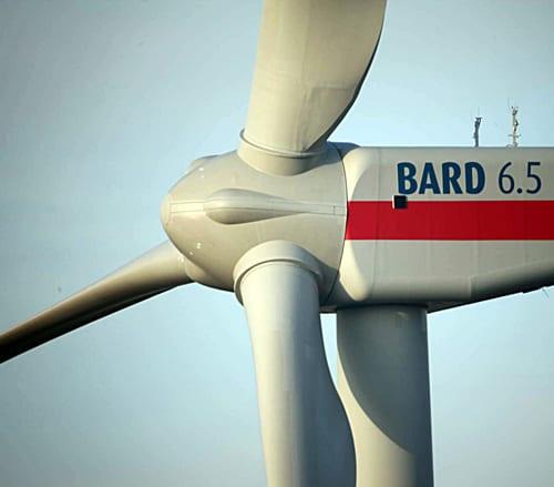 New Enhanced Offshore Wind Turbines