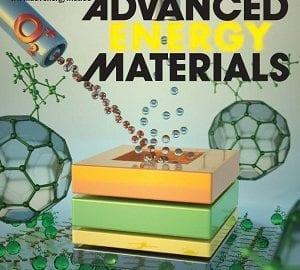 Advanced Energy Materials logo
