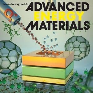 Advanced Energy Materials: Free online access to inaugural issue