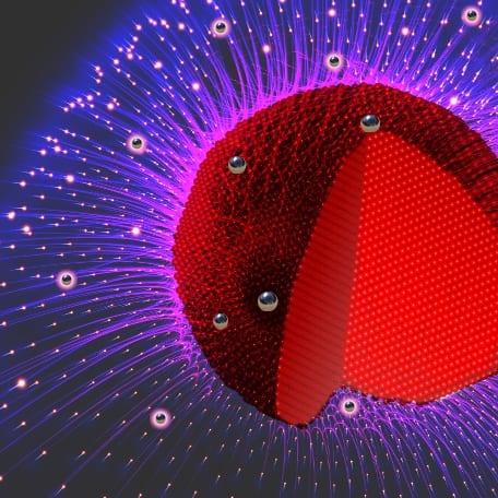 Stirred, Not Shaken – Gold-Mercury Nanoparticles