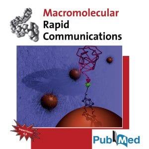 Macromolecular Rapid Communications is now indexed in MEDLINE