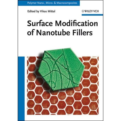 "Cover of ""Surface Modification of Nanotube Fillers"""