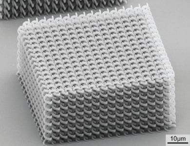 Wave Propagation is Under Control: Metamaterials Are Going 3D