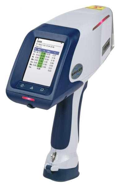 A New Handheld Analyzer for a Huge Range of Materials