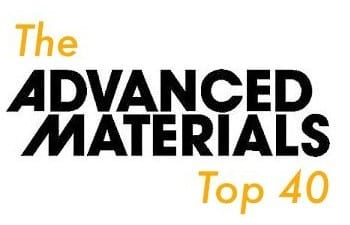 Advanced Materials Top 40 for August 2, 2012