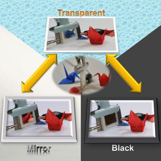 Transparent-Mirror-Black-controlled-by-electrochemistry