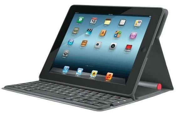 Graetzel DSSCs used in new iPad keyboard