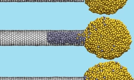 Nanopipettes from carbon nanotubes