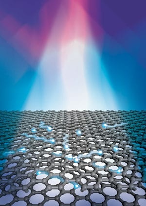 Graphene Sensor Makes Light Work of Detecting Chemicals