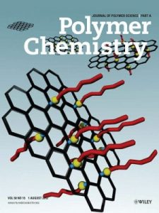 Journal of Polymer Science Polymer Chemistry cover Impact Factors
