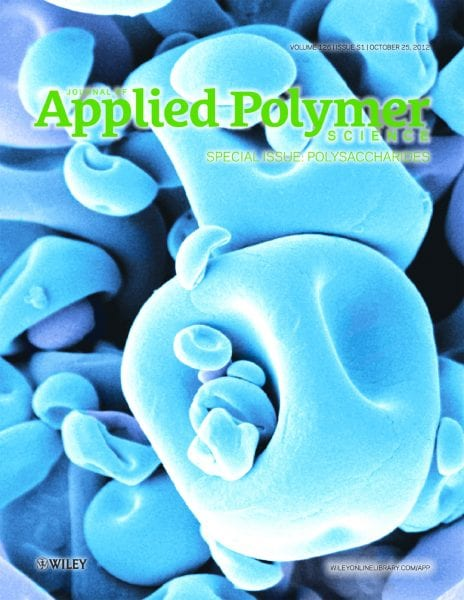 The Latest on Polysaccharides