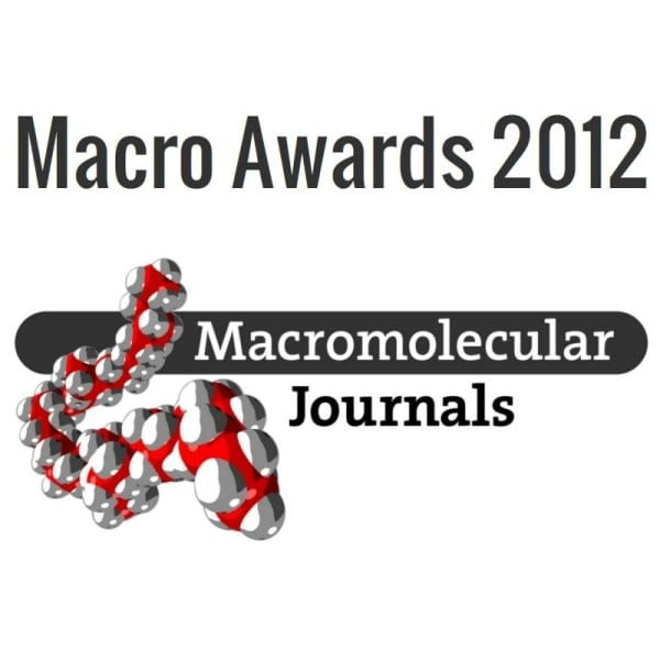 2012 Polymer Science Awards