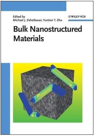 Bulk Nanostructured Materials front cover
