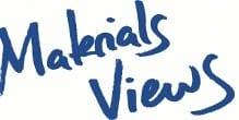 MaterialsViews Weekly Roundup
