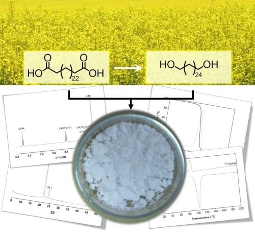 Polyesters from Rapeseed Oil