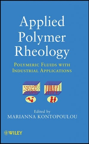 Applied Polymer Rheology front cover