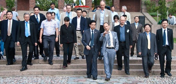 Sweden, China Expanding Biomedical Research Co-operation