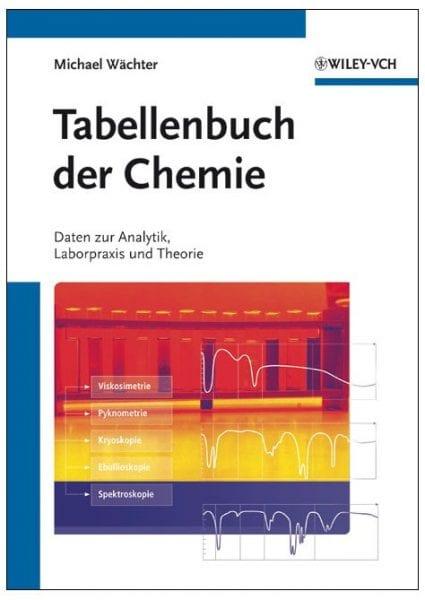 Schnell und kompakt: das Tabellenbuch der Chemie