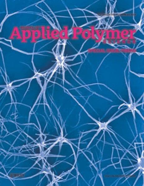 Nanofibre morphology control