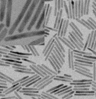 Quantum Dots-in-Rods