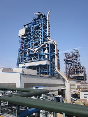 Performance Test for Novel Hot-Metal Production Route