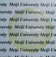 Sulfolane zerolite polyimide membranes Meiji tag