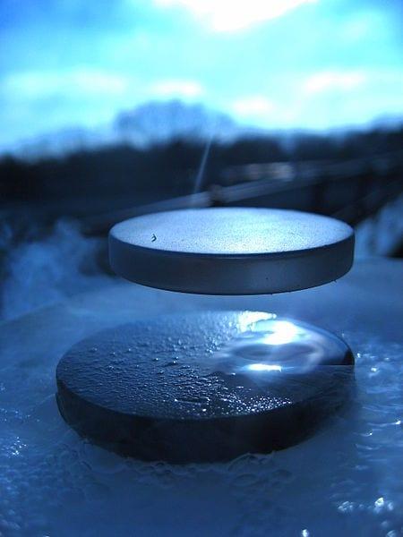 Doped graphite powder: room-temperature superconductors at last?