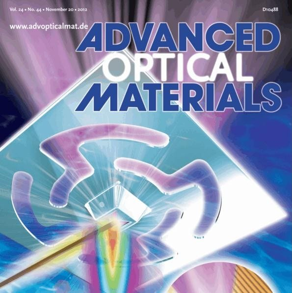 Advanced Optical Materials Issue 4