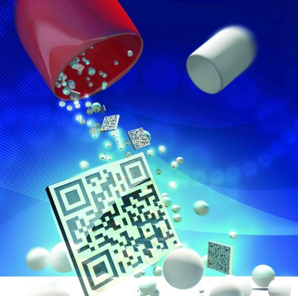 A Bitter Pill for Counterfeiters: Labeling Drugs with QR Codes