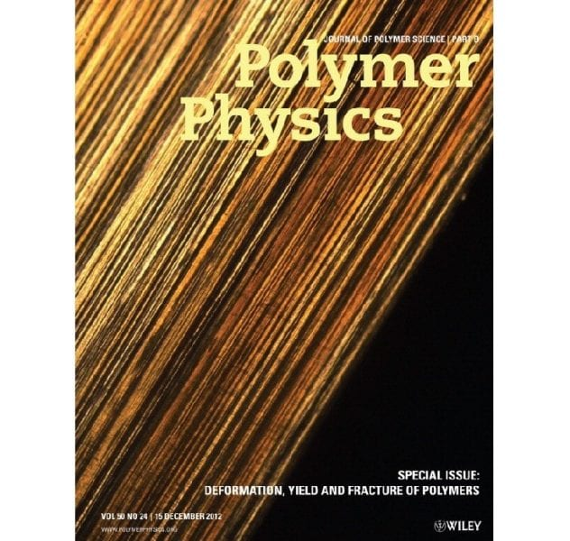 Special issue on the Deformation, Yield and Fracture of Polymers